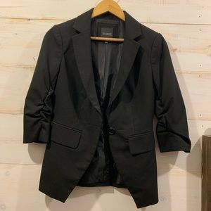 The Limited blazer. Black, size XS
